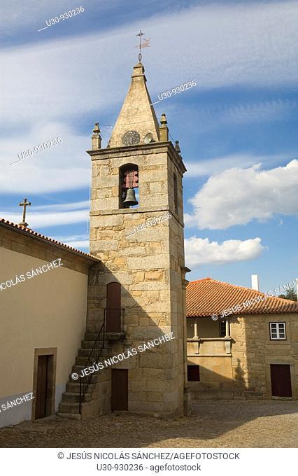 Historic Village of Castelo Mendo, in Beira Alta of Guarda District  Portugal