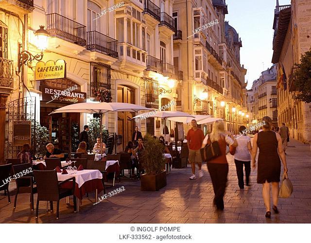 Bar, Calle de Caballeros, Province Valencia, Valencia, Spain