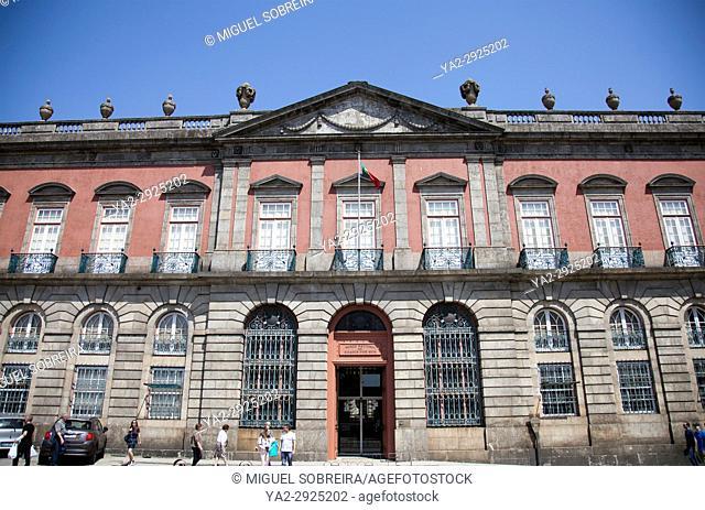 Museu Nacional De Soares Dos Reis in Porto - Portugal
