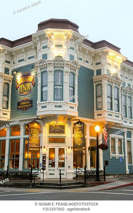 The Victorian Inn, Ferndale, California, United States