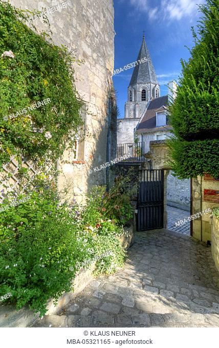 Maison Lansyer, Loches, town, Département Indre-et-Loire, Centre, France, Europe