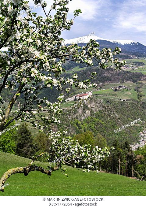 Saeben monastery near Klausen in the Eisack Valley in South Tyrol Saeben monastery is one of the religious centers in South Tyrol and landmark of the city of...