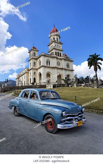 Basilica de Nuestra Senora de la Caridad del Cobre, Santiago de Cuba, Santiago de Cuba, Cuba, West Indies