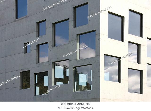 Zollverein School of Management and Design, erste Gebäude der Architekten Kazuyo Sejima und Ryue Nishizawa - Architekturbüro SANAA - in Europa