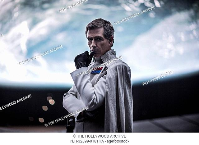 Rogue One: A Star Wars Story. Director Krennic (Ben Mendelsohn)