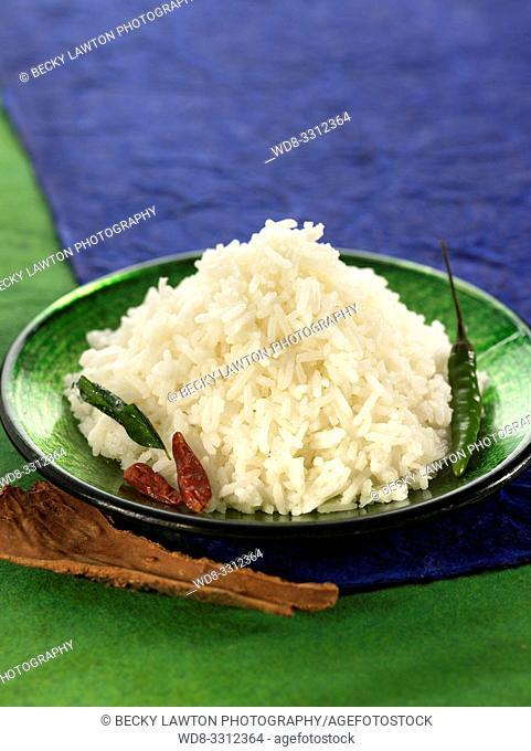 arroz blanco basmati-safed chawal