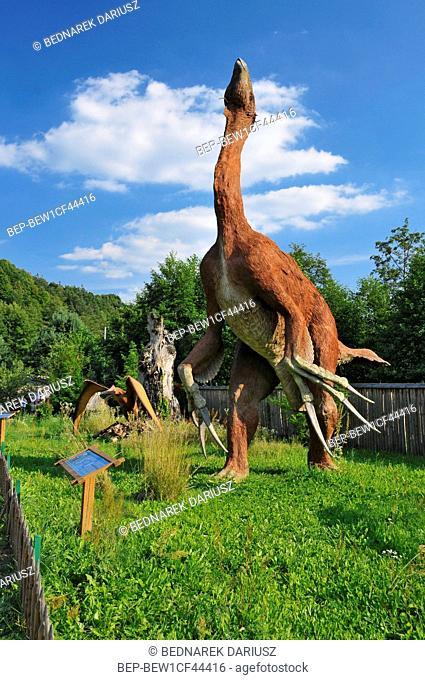 Jurassic Park in Baltow, Swietokrzyskie Voivodeship, Poland