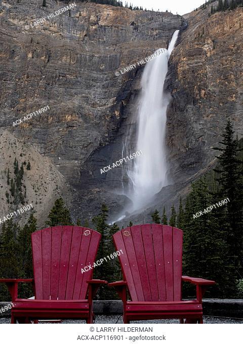 Takakkaw Falls Yoho National Park, BC