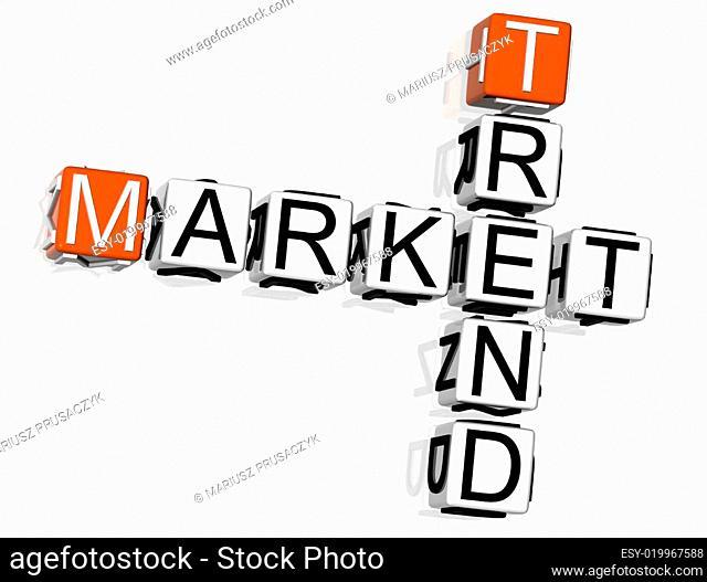 Market Trend Crossword