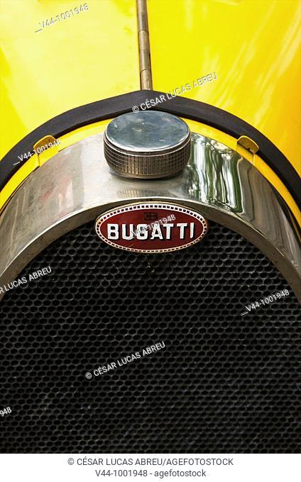 Bugatti 35B de 1959  Grand Prix de Pau Historique 2009, Francia  Patrocinado por Richard Mille