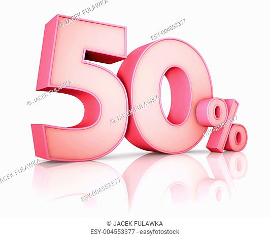 Pink Fifty Percent