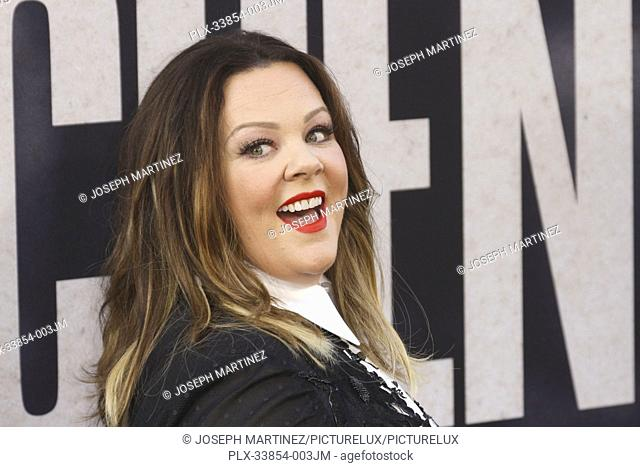 "Melissa McCarthy at Warner Bros. Pictures' """"The Kitchen"""" Premiere held at the TCL Chinese Theatre, Los Angeles, CA, August 5, 2019"