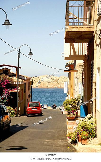 Coast, Sardinia, Italy