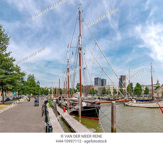 Rotterdam, Port called De Veerhaven