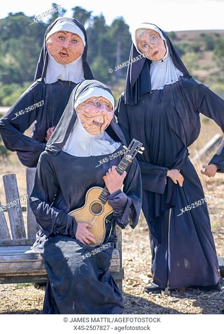 Scarecrow Nuns