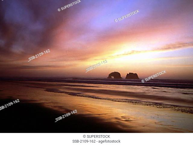 Twin RocksNorthern Oregon CoastOregonUSA