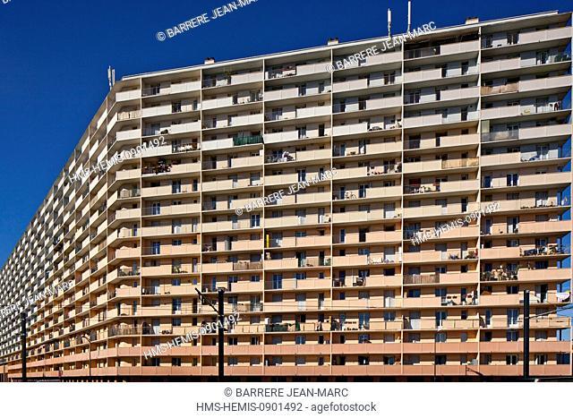 France, Haute Garonne, Toulouse, Les Arenes District
