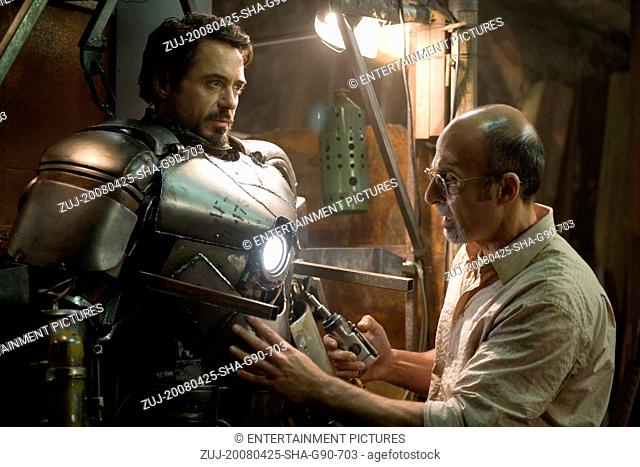 RELEASE DATE: May 2, 2008. MOVIE TITLE: Iron Man. STUDIO: Marvel Enterprises. PLOT: When Tony Stark is forced to create a life support suit to keep him alive...