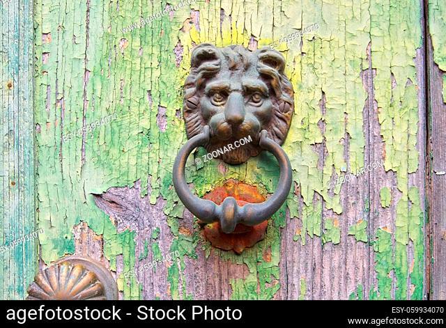 Türklopfer - door knocker 17