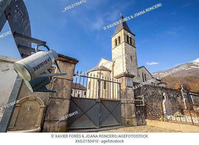 La Buissière, Savoie, France