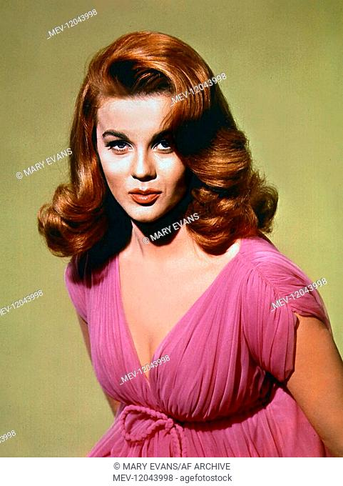 Ann-Margret Actress 01 May 1968