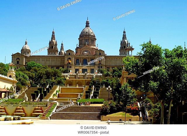 Poble Nacional, Barcelona, Spain