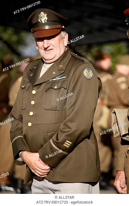 US ARMY OFFICER; PICKERING, NORTH YORKSHIRE; 16/10/2010