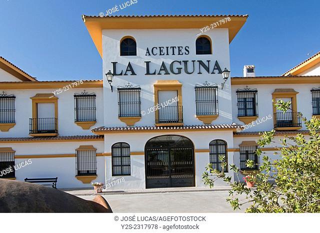 Hacienda La Laguna, Puente del Obispo-Baeza, Jaen province, Region of Andalusia, Spain, Europe