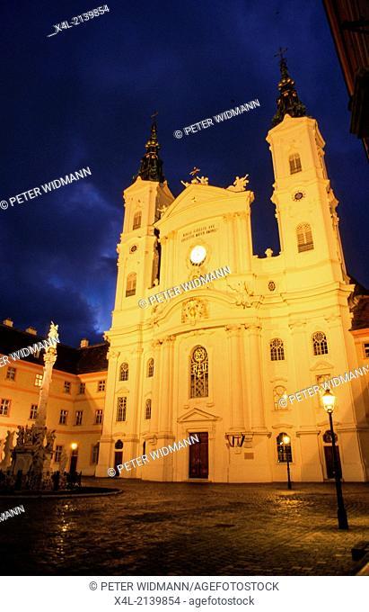 Piaristen church, Austria, Vienna