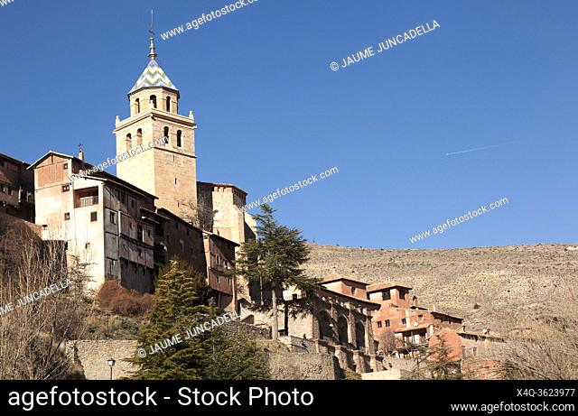 Is a Spanish town, in the province of Teruel, part of the autonomous community of Aragon. Albarracín is the capital of the mountainous Sierra de Albarracín...
