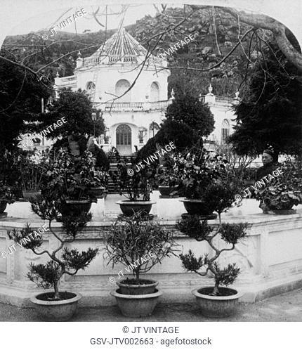 Governor's Summer Palace, Macau, circa 1900