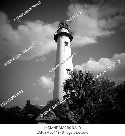 St. Simon's Island Lighthouse, St. Simon's Island, Georgia