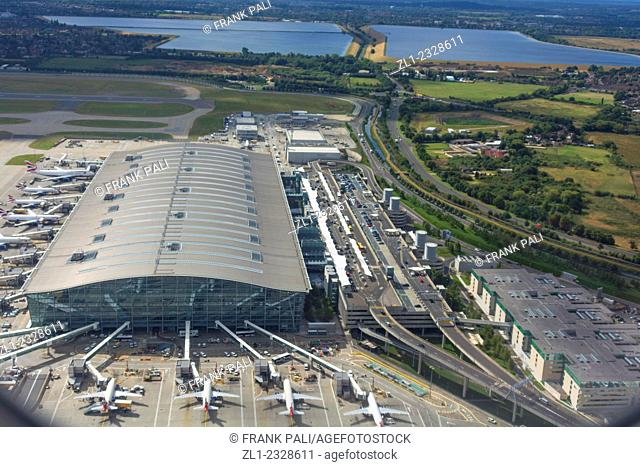 London Heathrow Airport is a major international airport in West London, England, United Kingdom. Heathrow is the busiest airport in the United Kingdom and also...