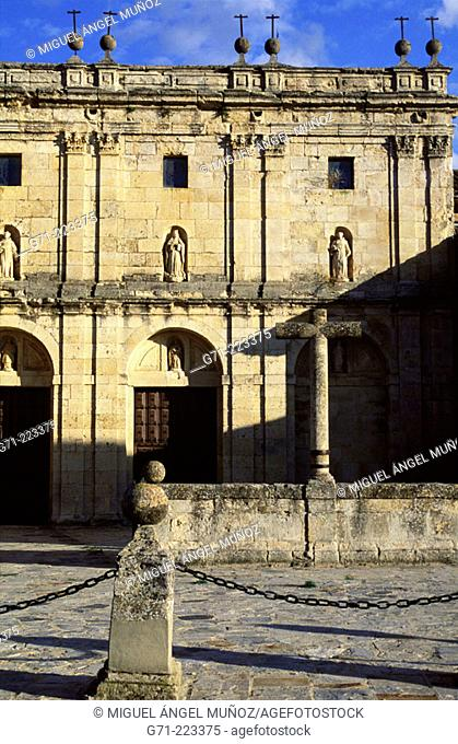 Real Monasterio de Santa Clara. Carrión de los Condes. Palencia province. Spain