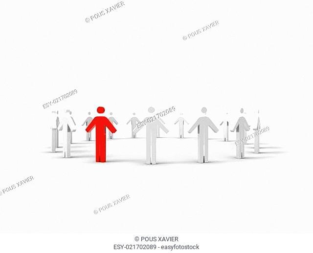 community of people