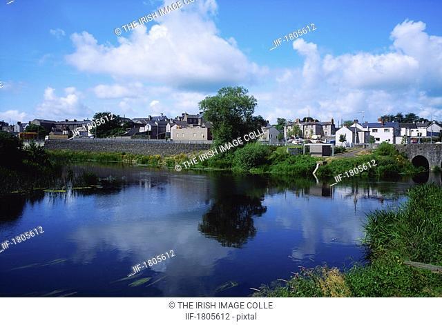 Co Meath - Navan, Confluence of the Boyne, and Blackwater Rivers, Ireland