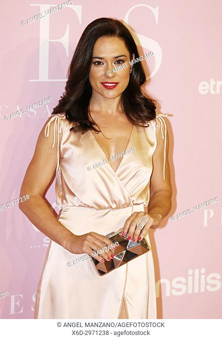 Eva Marciel attends the 'Pieles' premiere at Capitol cinema on June 7, 2017 in Madrid, Spain (Photo by Angel Manzano)