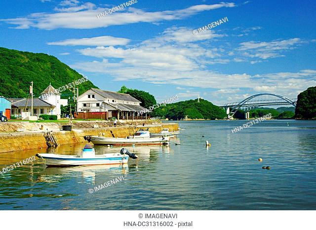Misumi West Port, Kumamoto Prefecture, Japan