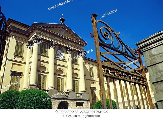 Italy, Lombardy, Bergamo, Gallery Accademia Carrara, Art Museum