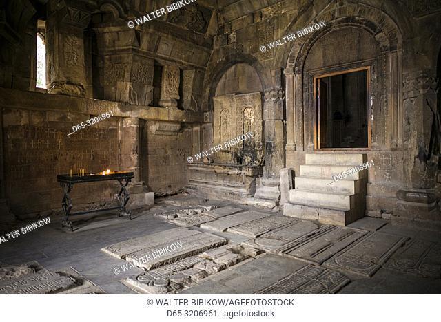 Armenia, Noravank, Noravank Monastery, 12th century, interior