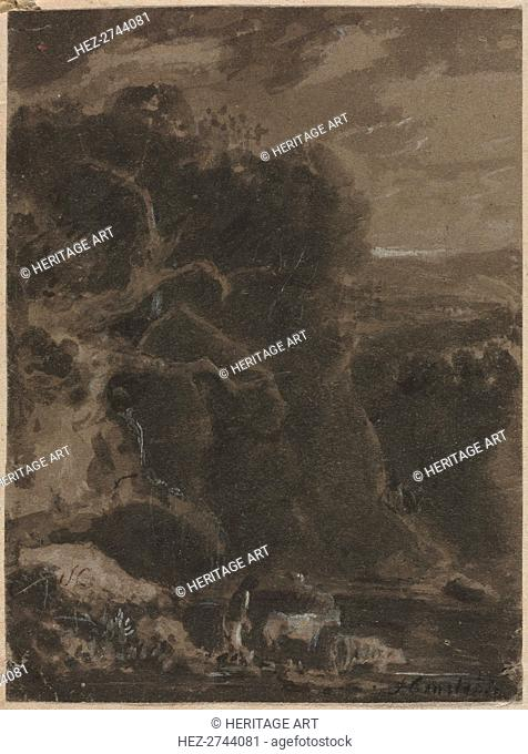 The Ford, 1700s. Creator: Anonymous