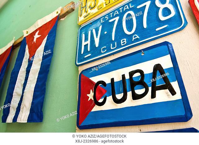 cuba, havana, souvenirs for tourists