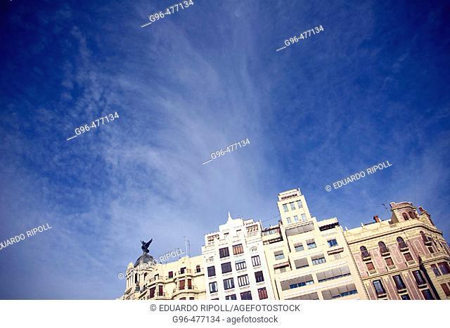 Buildings, Valencia. Spain