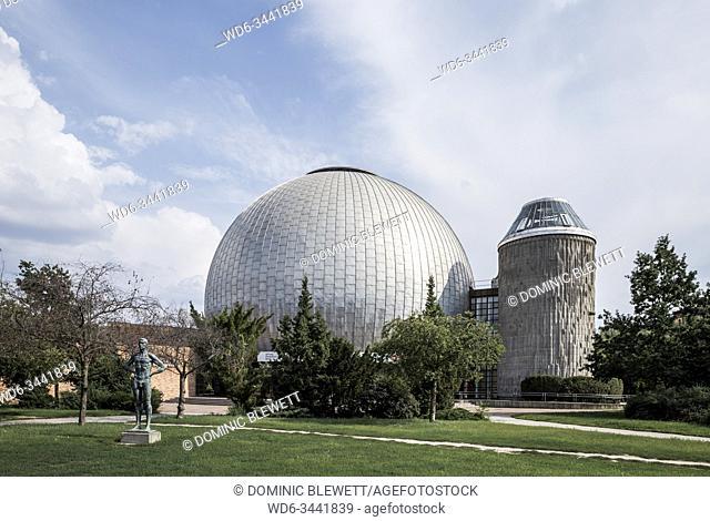 The Planetarium in Berlin, Germany