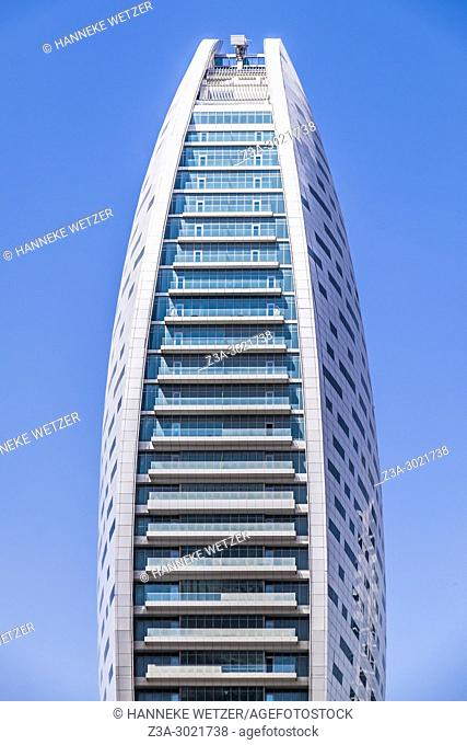 Sheth Tower, Iris Bay by Sheth Estate; rand new modern architecture in Business Bay, a business capital as well as a freehold city in Dubai