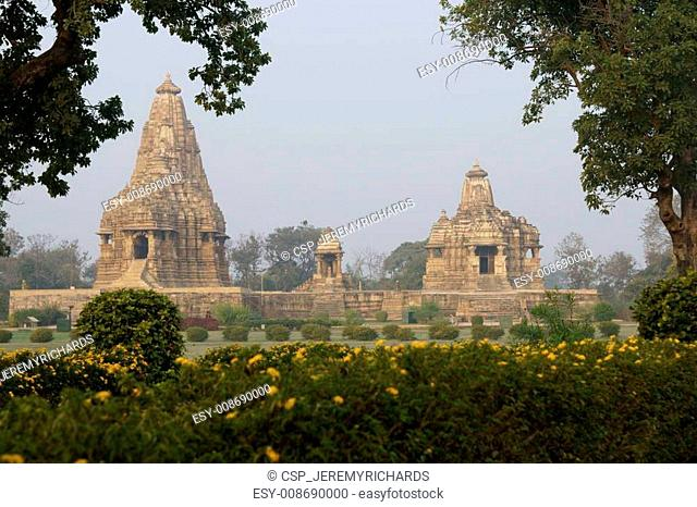 Erotic Temples of Khajuraho