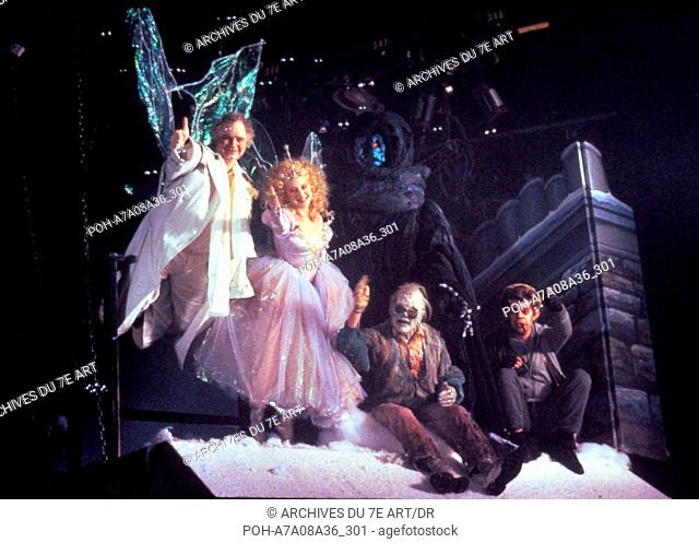 Fantomes en fete Scrooged  Year: 1988 -   Director: Richard Donner. WARNING: It is forbidden to reproduce the photograph out of context of the promotion of the...