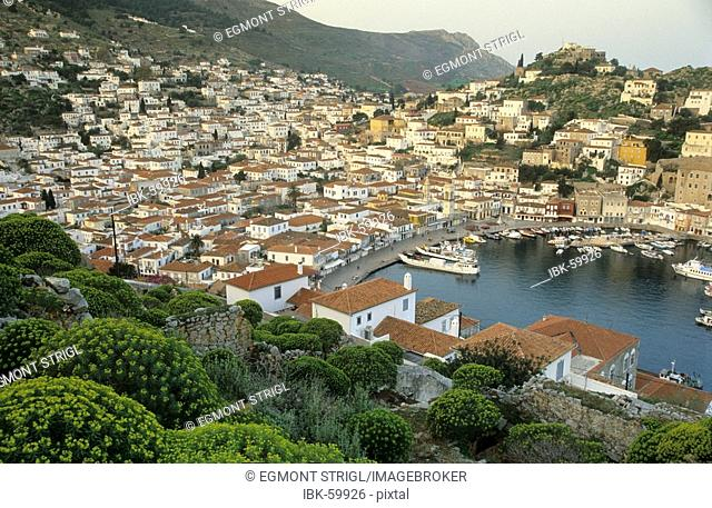 Ydra, Hydra island, saronian islands, Greece