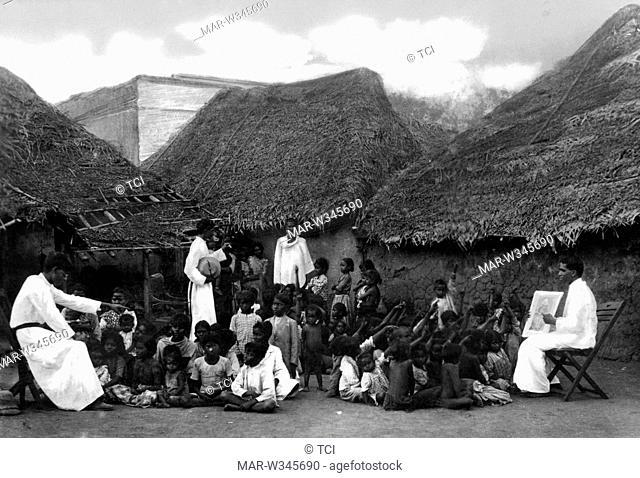 asia, india, trichinopoli, catechism, 1930-40