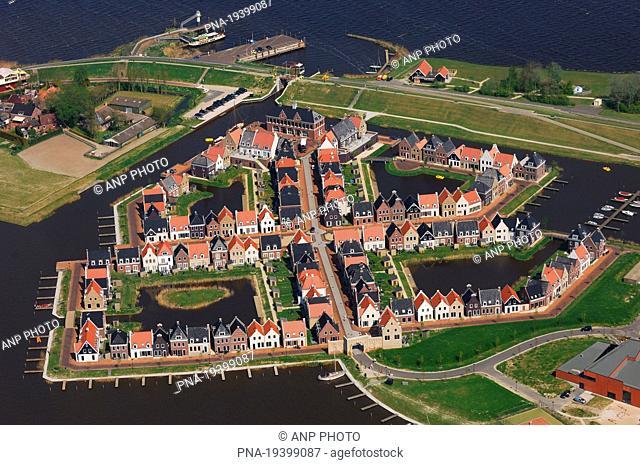 Landal Esonstad, Oostmahorn, Eastmahorn, Dongeradeel, Dongeradiel, Frisia, The Netherlands, Holland, Europe